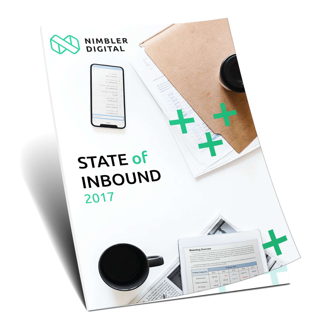State of Inbound ebook Mockup